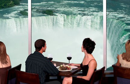 Fallsview Dining - Embassy Suites by Hilton Niagara Falls - Fallsview Hotel, Canada