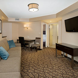 Guest Suites - Embassy Suites by Hilton Niagara Falls - Fallsview Hotel, Canada