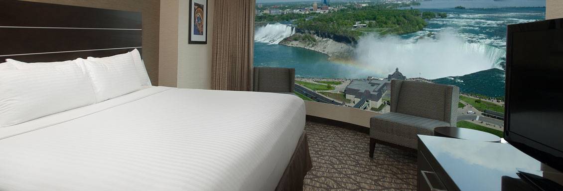Two-Room Presidential Suite - Embassy Suites by Hilton Niagara Falls - Fallsview Hotel, Canada