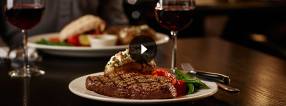 The Fallsview Keg Steakhosue + Bar - Video